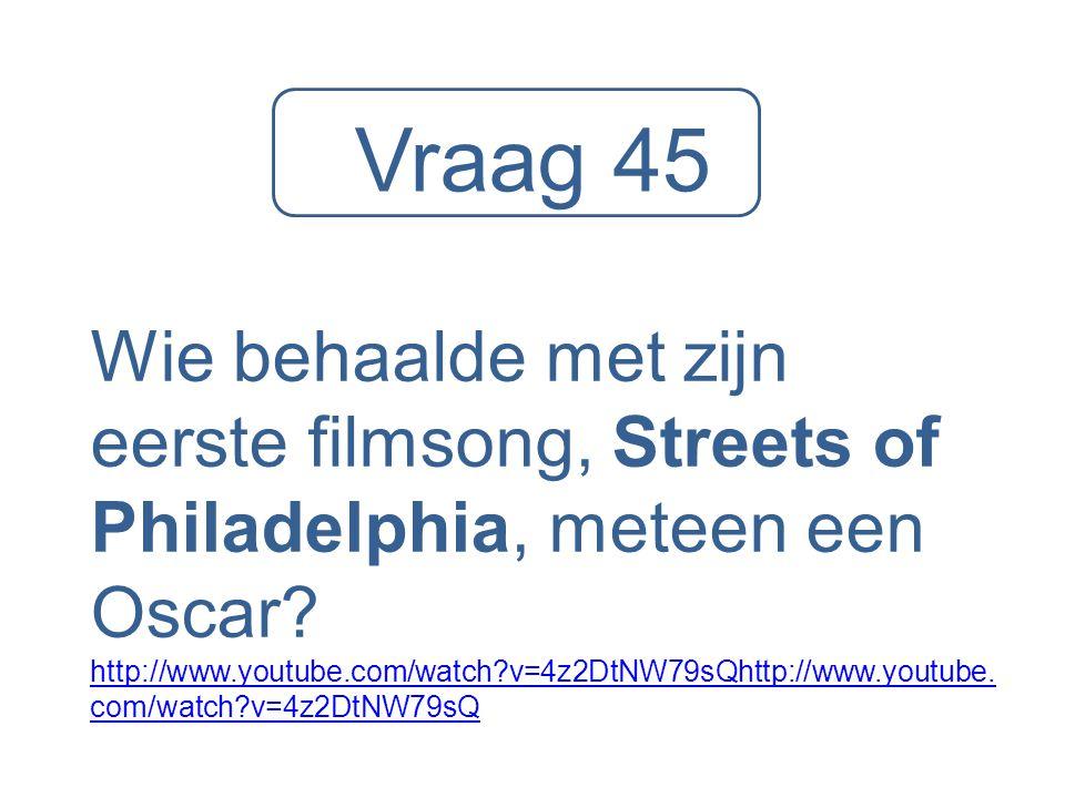 Vraag 45