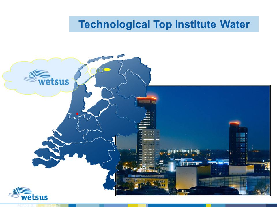 Technological Top Institute Water