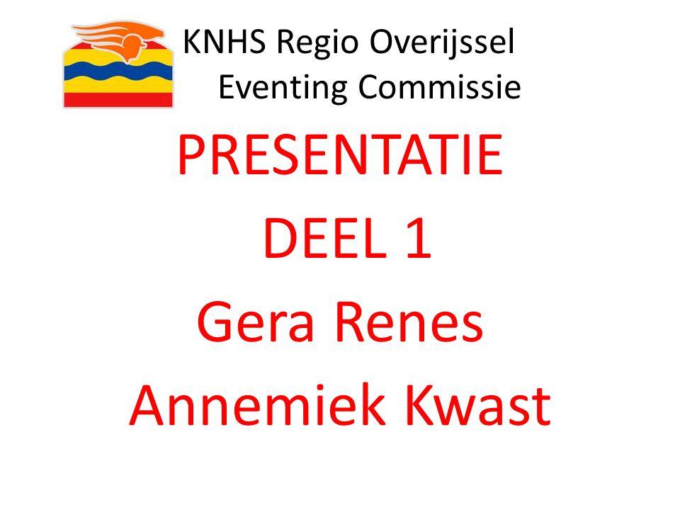 KNHS Regio Overijssel Eventing Commissie