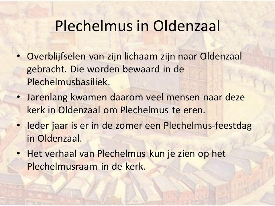 Plechelmus in Oldenzaal