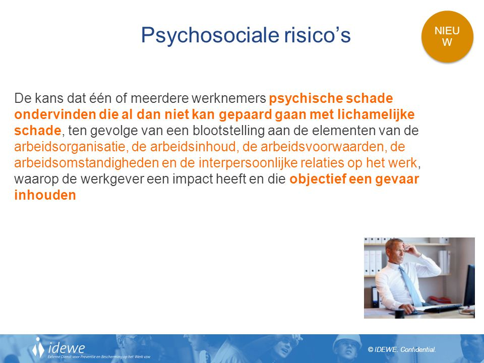 Psychosociale risico's