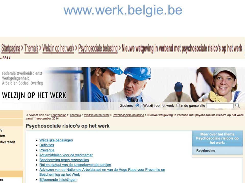 www.werk.belgie.be