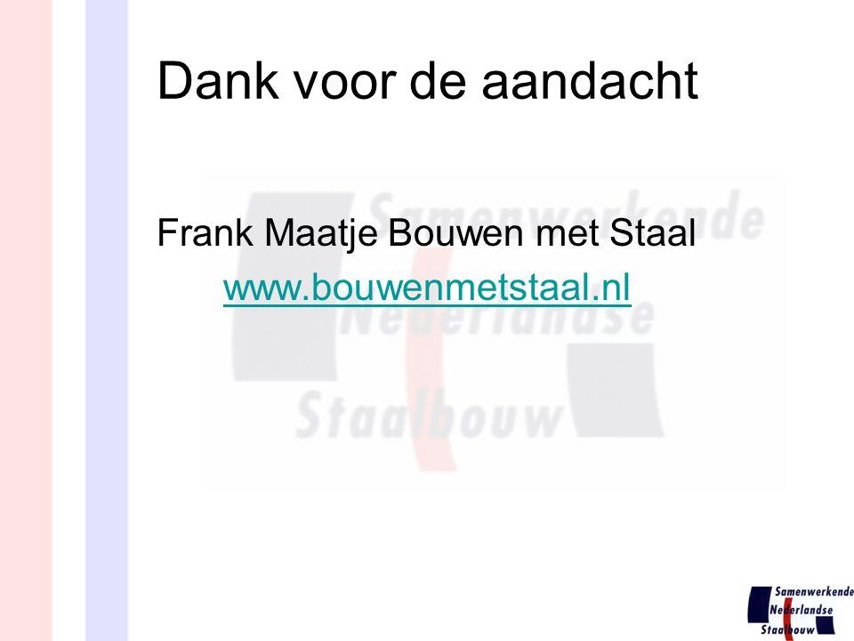 Frank Maatje Bouwen met Staal www.bouwenmetstaal.nl