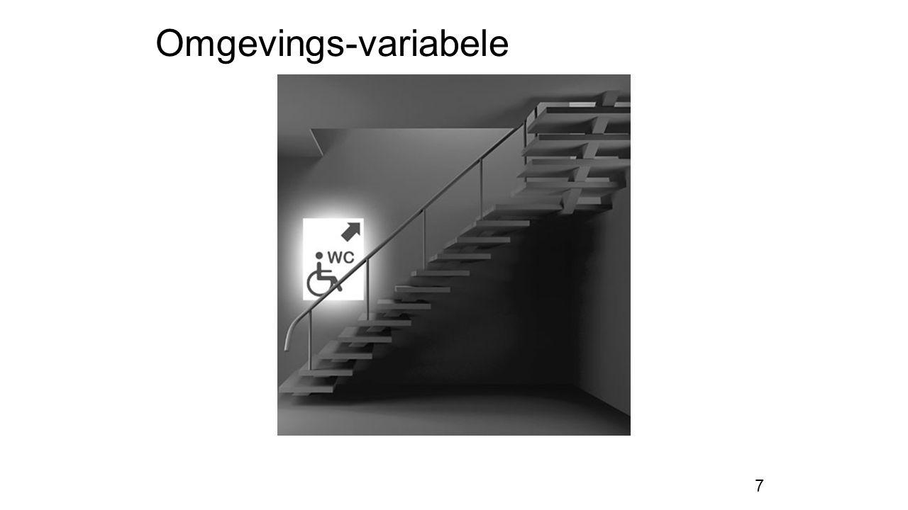 Omgevings-variabele 7