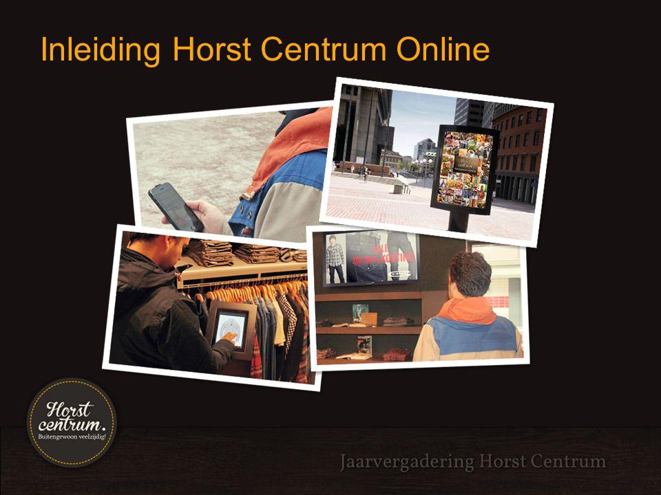 Inleiding Horst Centrum Online