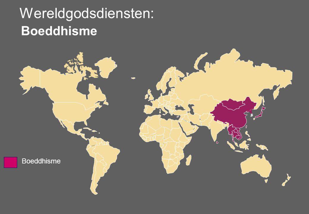 Wereldgodsdiensten: Boeddhisme Boeddhisme 12