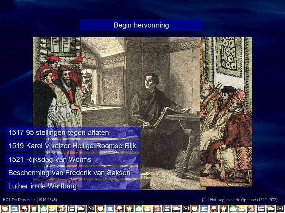 1517 95 stellingen tegen aflaten