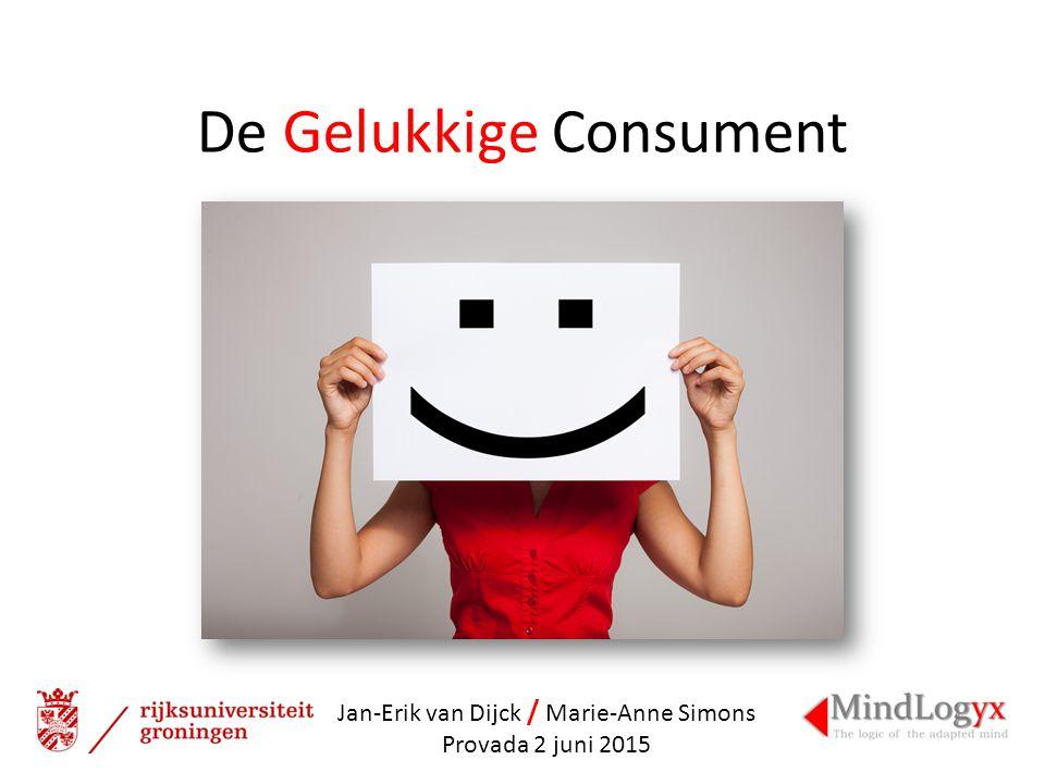 De Gelukkige Consument
