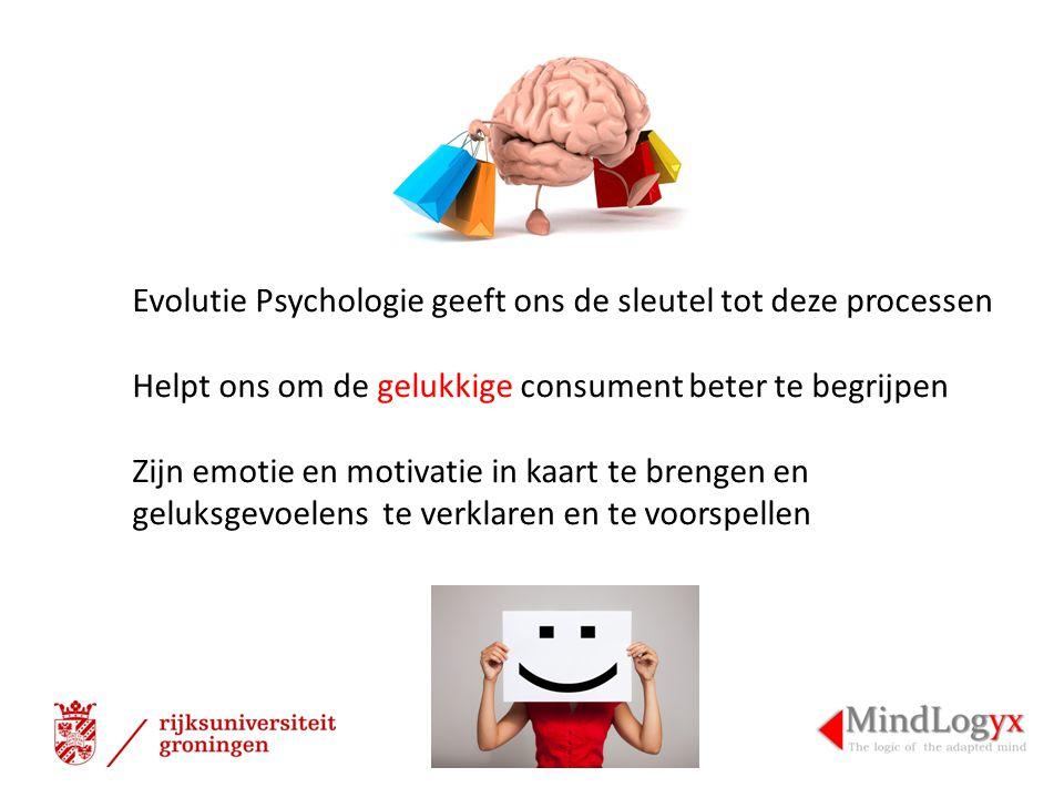 Evolutie Psychologie geeft ons de sleutel tot deze processen