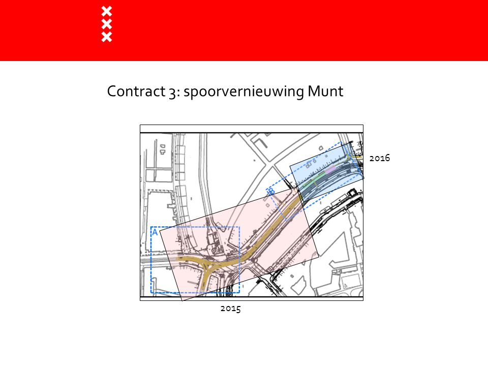 Contract 3: spoorvernieuwing Munt