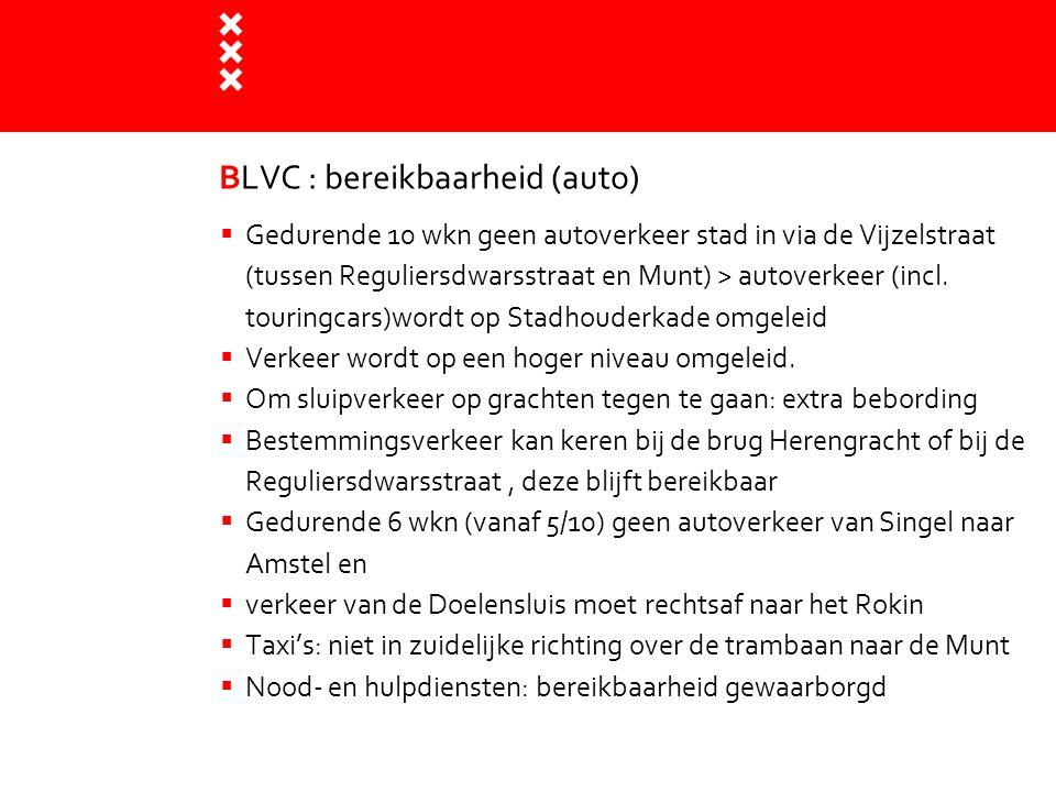 BLVC : bereikbaarheid (auto)