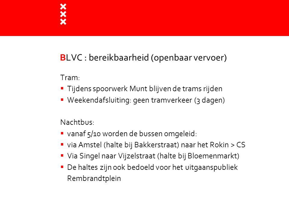 BLVC : bereikbaarheid (openbaar vervoer)