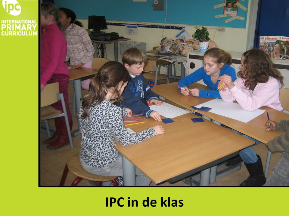 IPC in de klas