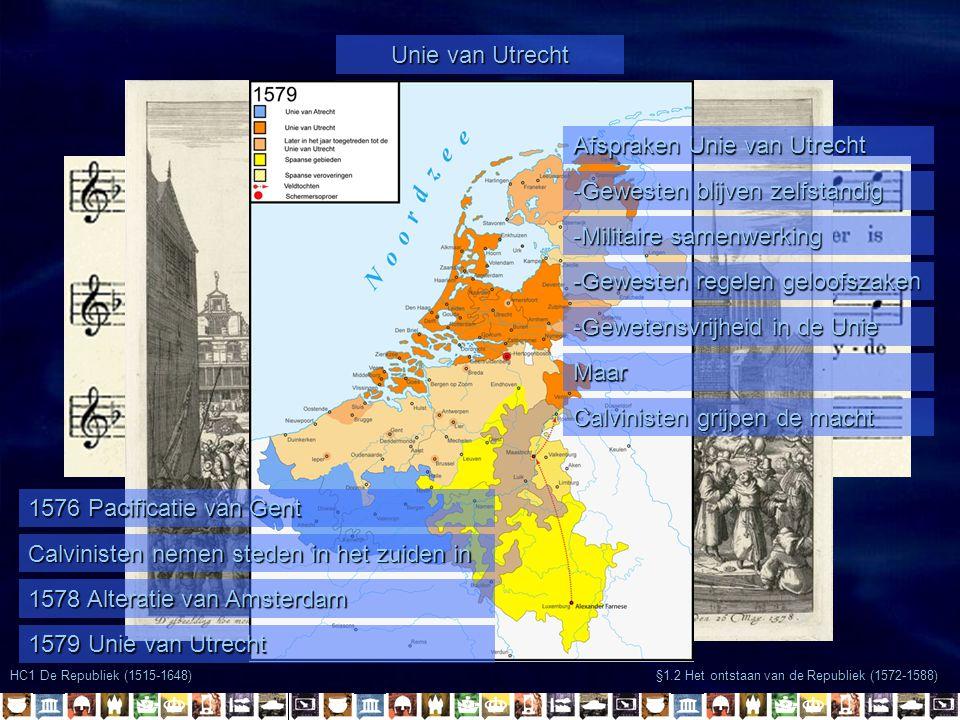 Afspraken Unie van Utrecht