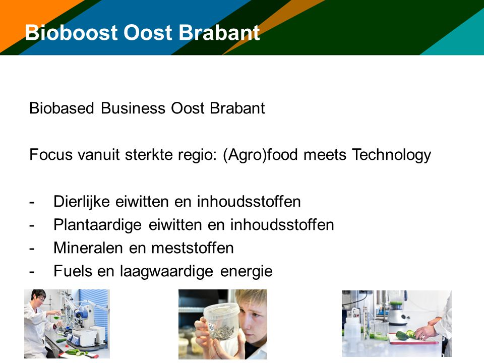 Bioboost Oost Brabant Biobased Business Oost Brabant