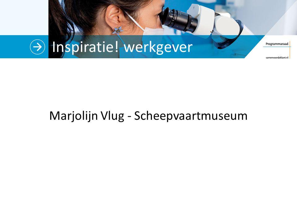 Marjolijn Vlug - Scheepvaartmuseum