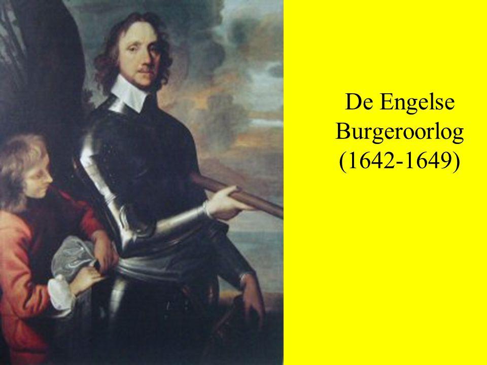 De Engelse Burgeroorlog (1642-1649)