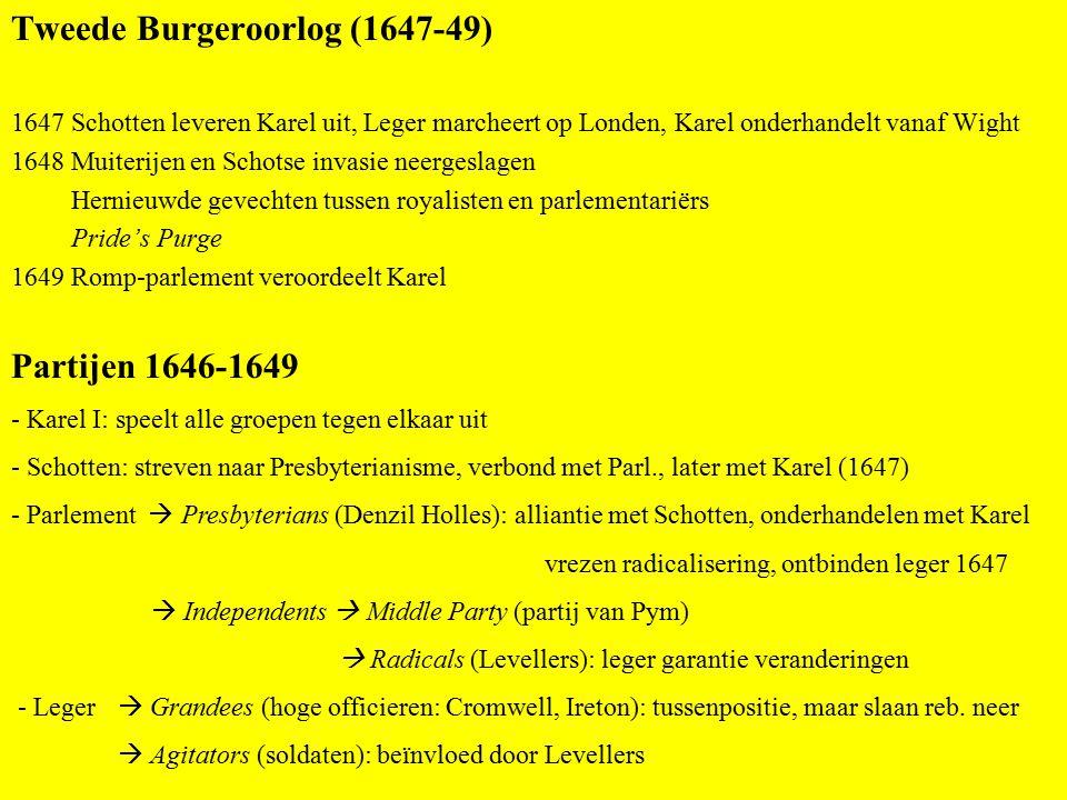 Tweede Burgeroorlog (1647-49)