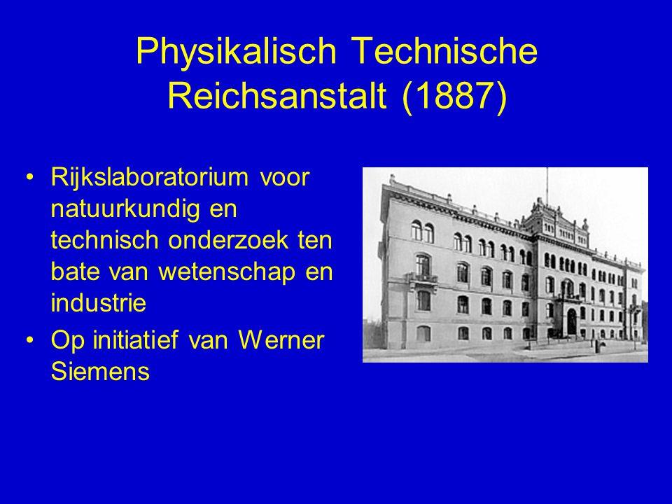 Physikalisch Technische Reichsanstalt (1887)
