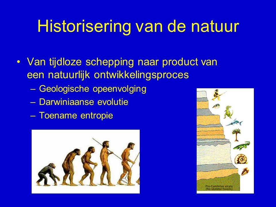Historisering van de natuur