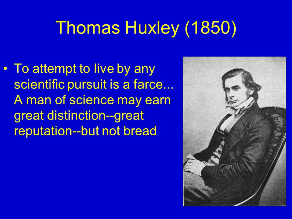 Thomas Huxley (1850)
