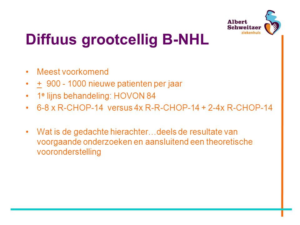 Diffuus grootcellig B-NHL