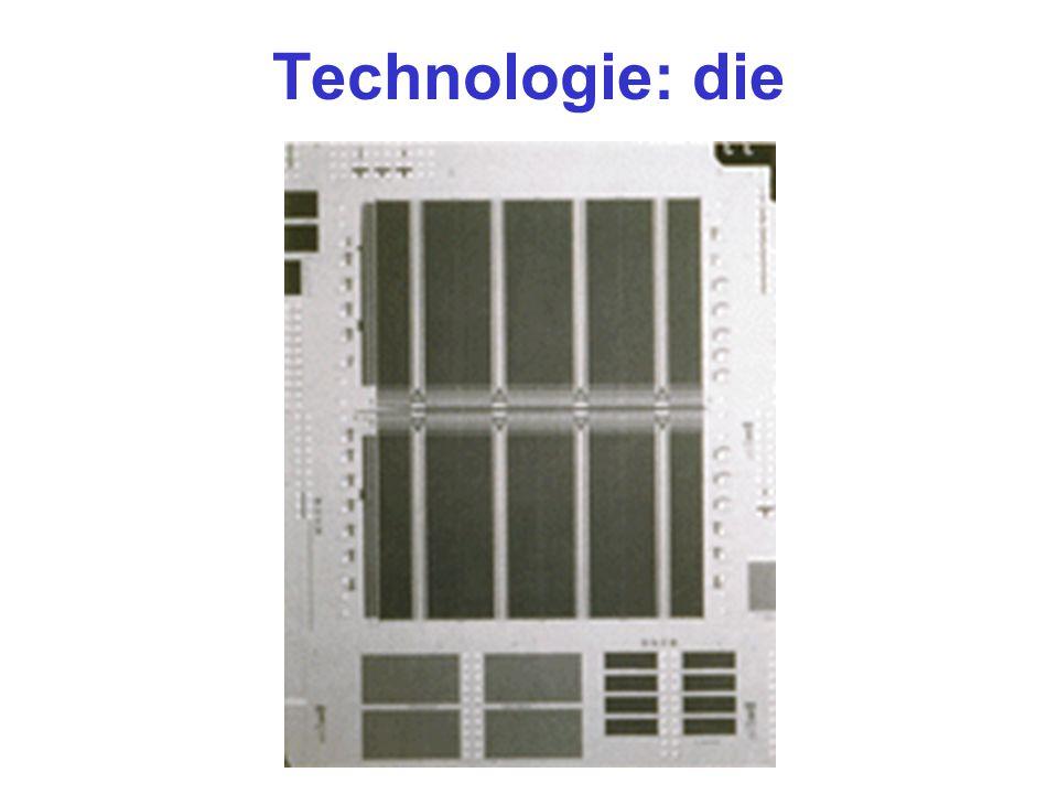 Technologie: die