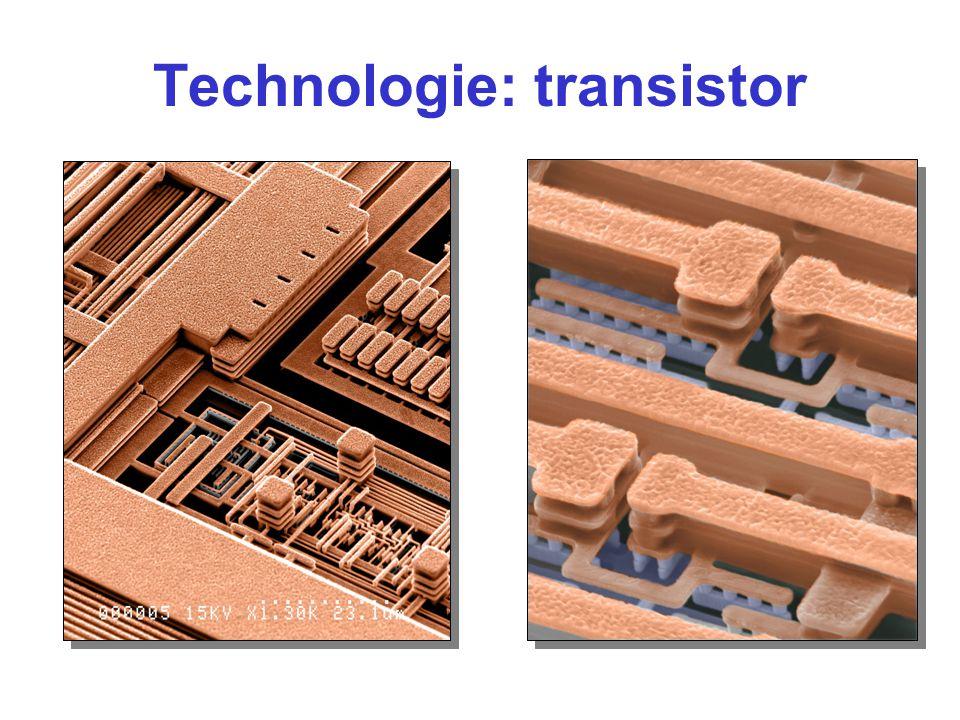 Technologie: transistor
