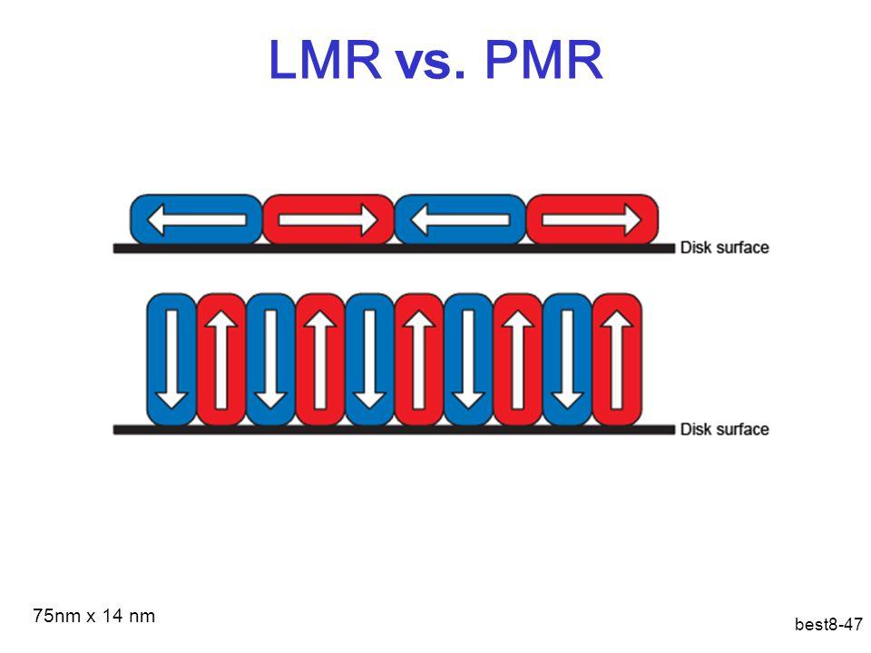 LMR vs. PMR