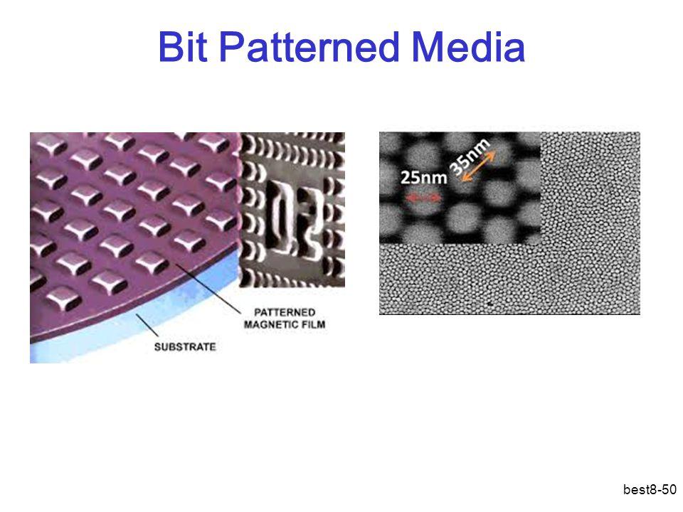 Bit Patterned Media
