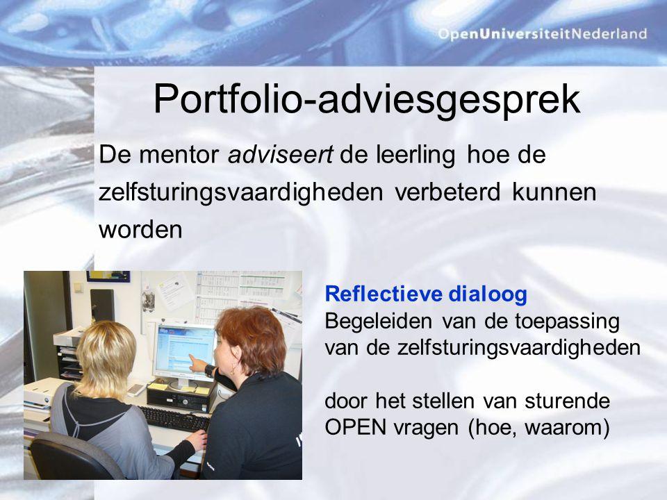 Portfolio-adviesgesprek