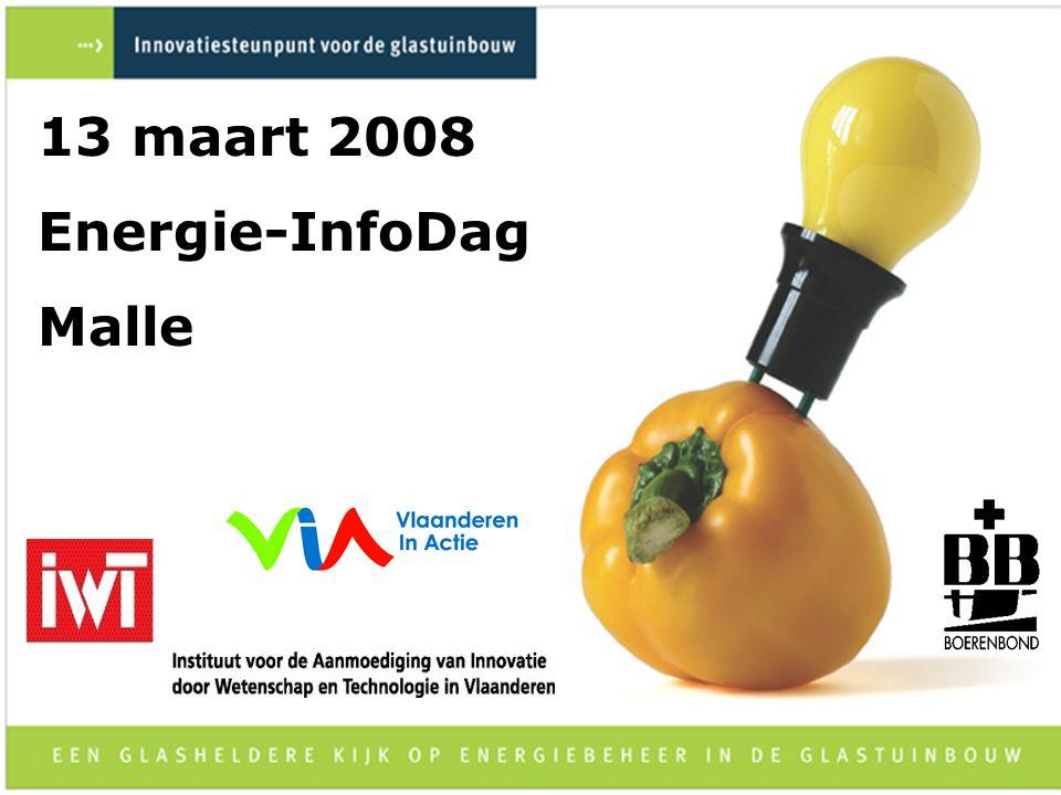 13 maart 2008 Energie-InfoDag Malle 16-4-2017