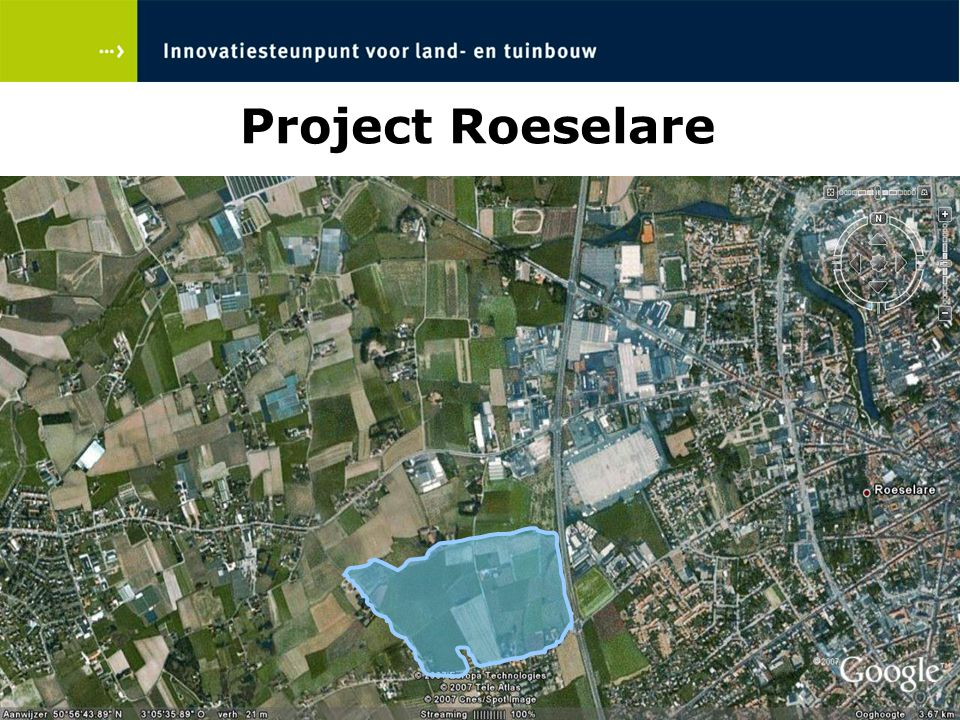 Project Roeselare 16-4-2017