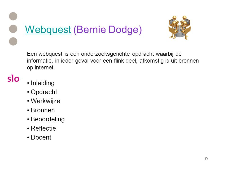 Webquest (Bernie Dodge)