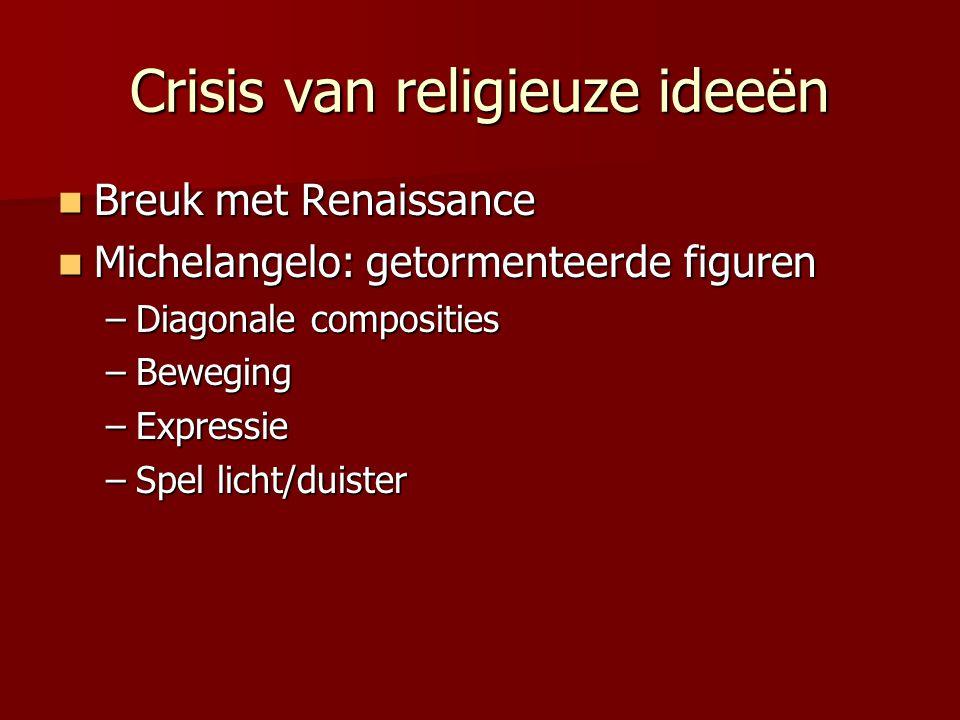 Crisis van religieuze ideeën