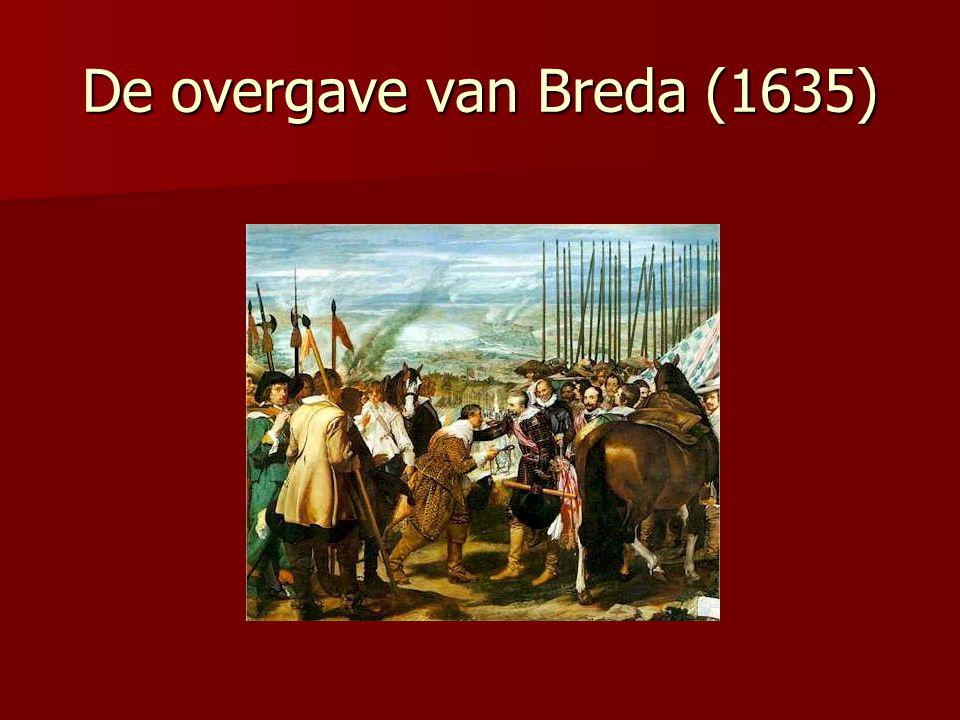 De overgave van Breda (1635)