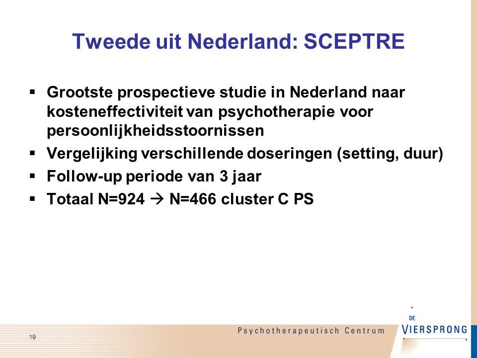 Tweede uit Nederland: SCEPTRE