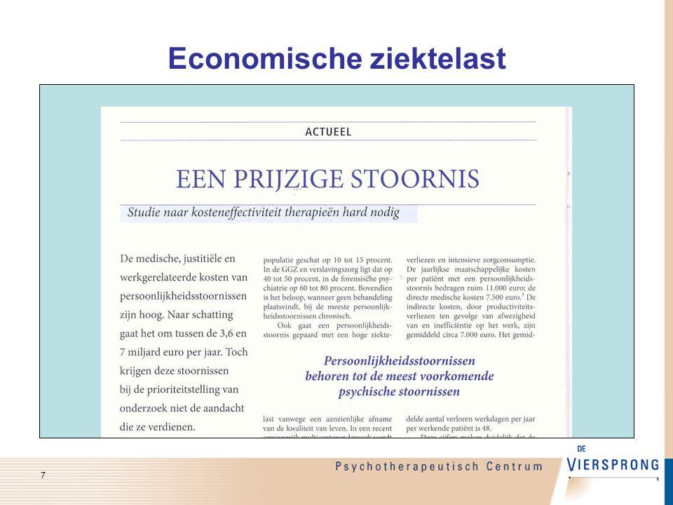 Economische ziektelast