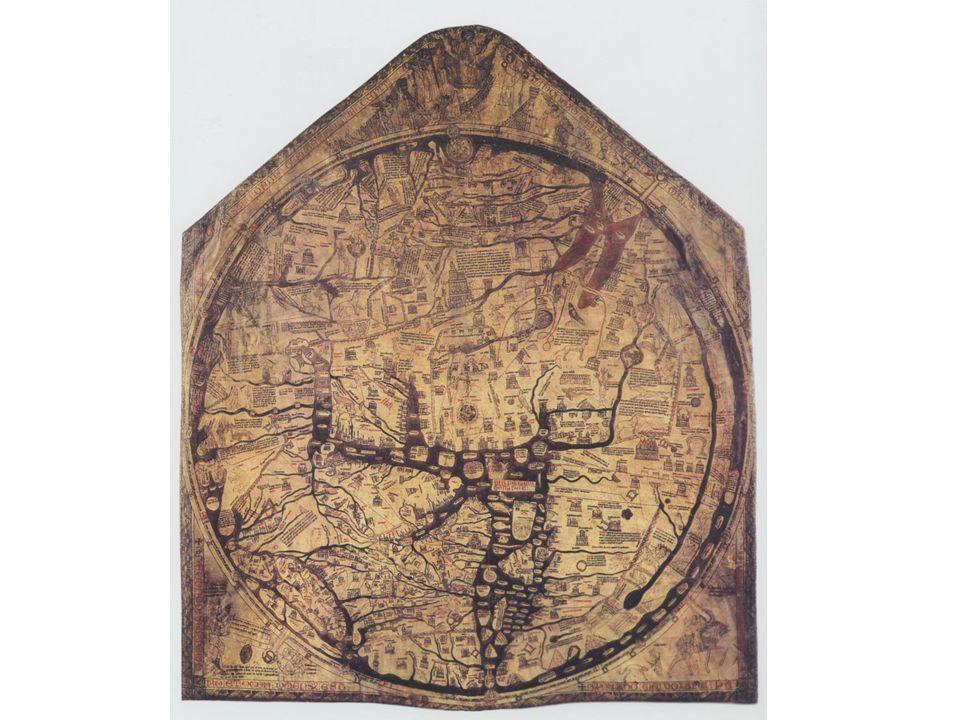 Hereford mappa mundi.