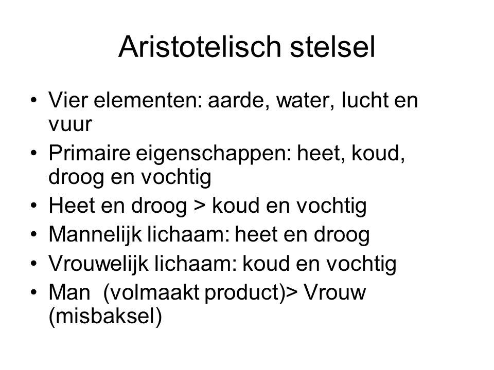 Aristotelisch stelsel