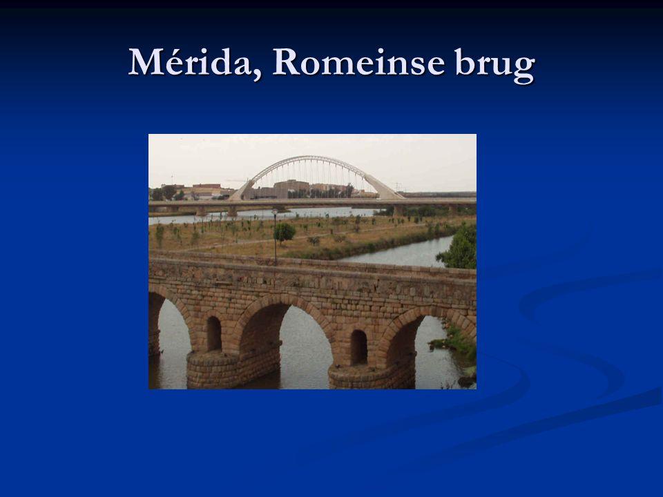 Mérida, Romeinse brug
