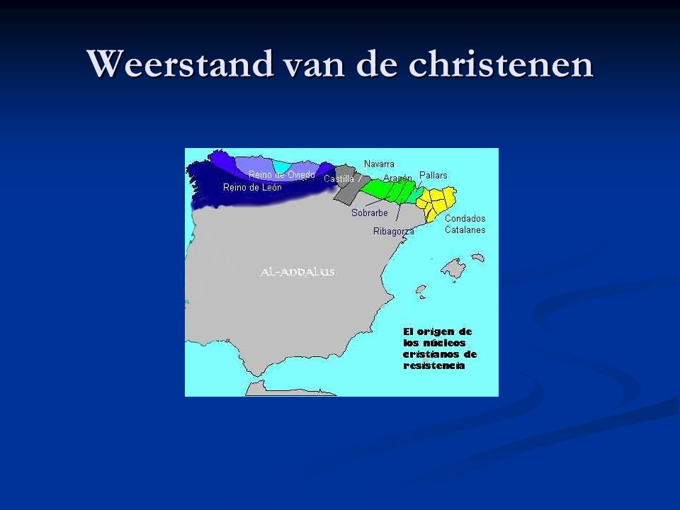 Weerstand van de christenen