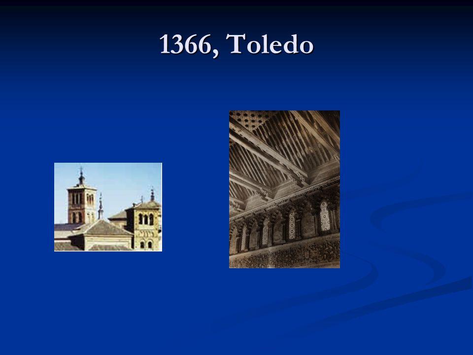 1366, Toledo