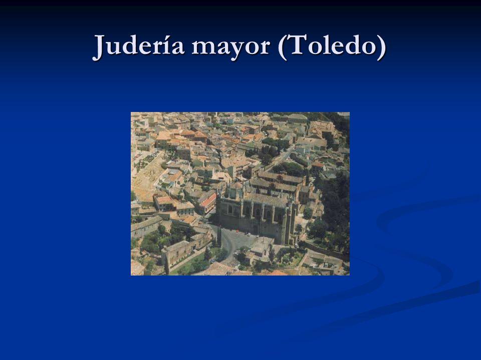 Judería mayor (Toledo)