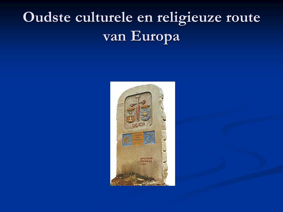 Oudste culturele en religieuze route van Europa