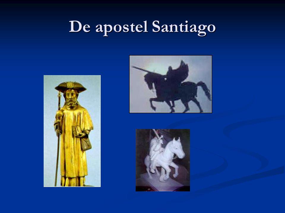 De apostel Santiago