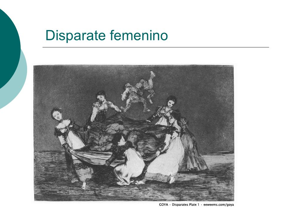 Disparate femenino