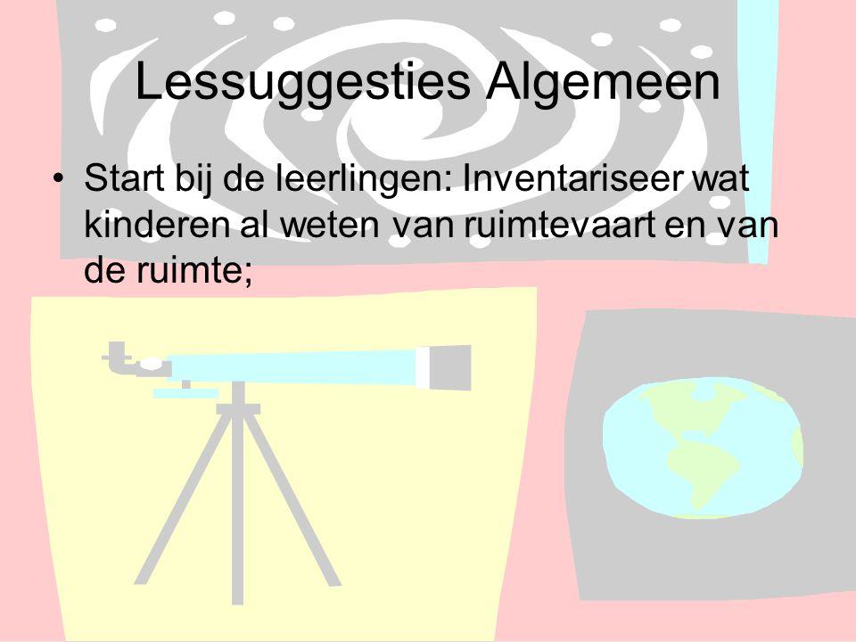Lessuggesties Algemeen