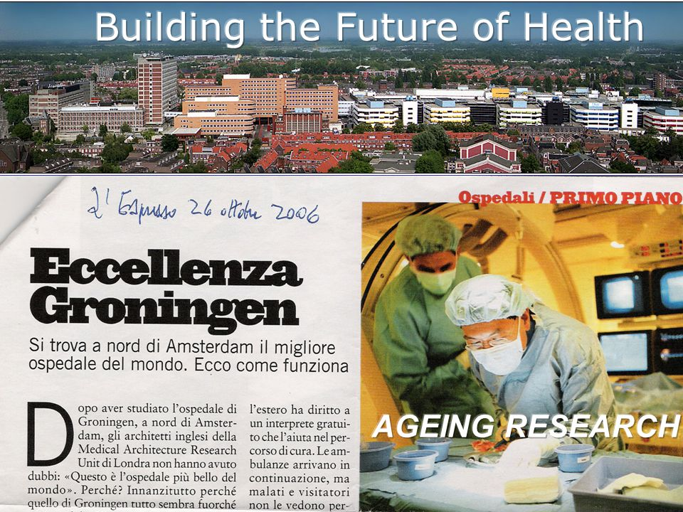 Building the Future of Health