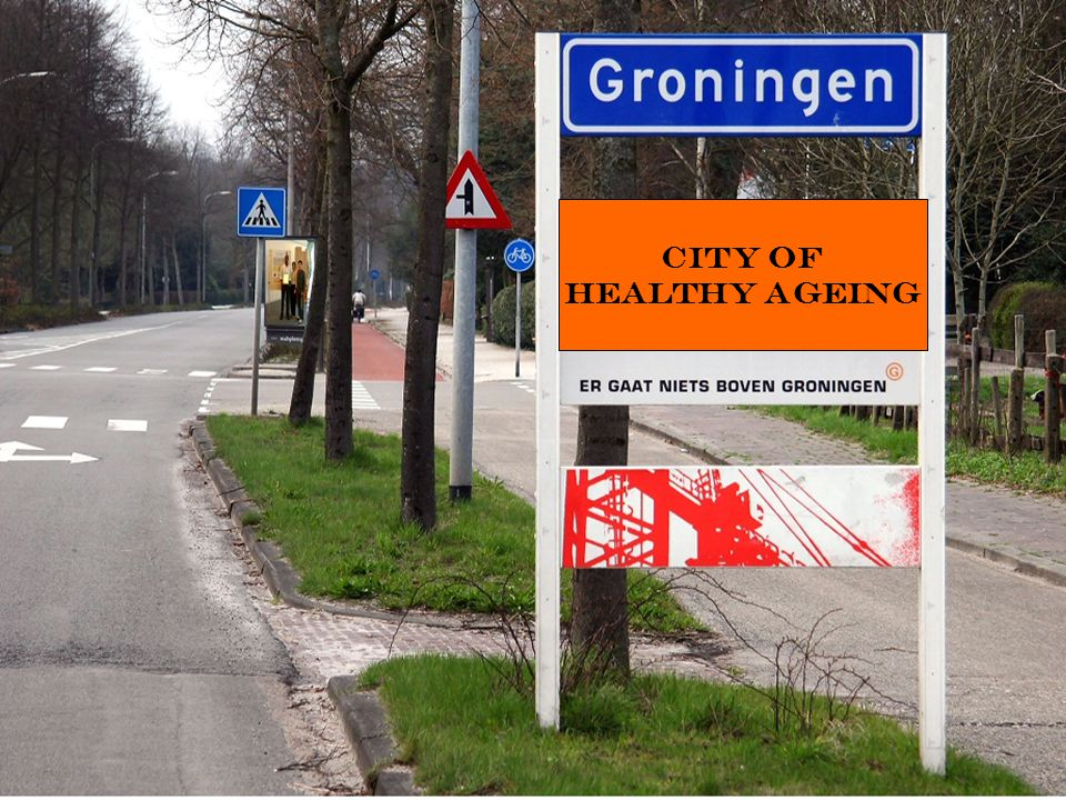 City of Healthy Ageing